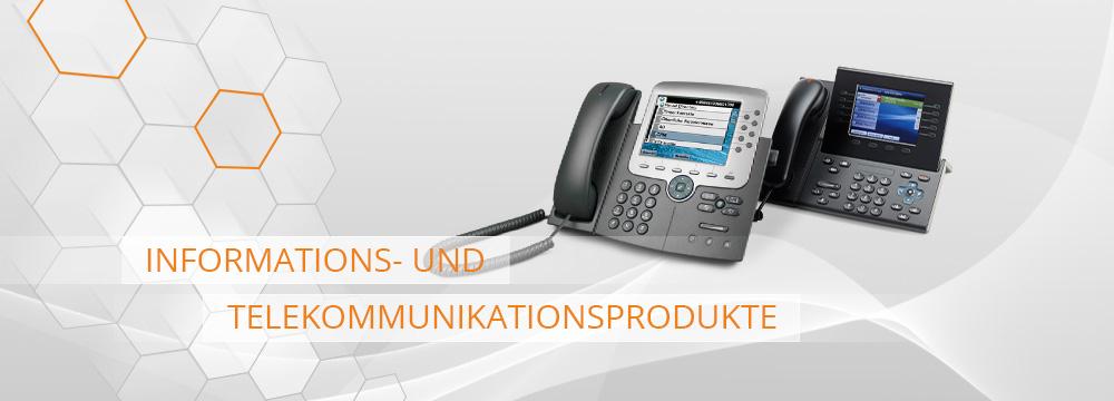 ITK Informations- und Telekommunikationsprodukte