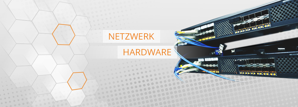 Slider-Netzwerk-Hardware